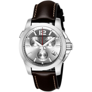 L3.702.4.76.5 [コンクエスト シルバー 腕時計 並行輸入品 2年保証]