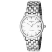 L4.774.4.12.6 [フラッグシップ ホワイト 腕時計 並行輸入品 2年保証]