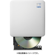 LDR-PS24GWU3RWH [WiFi対応/CD録音ドライブ/2.4GHz/iOS_Android対応/USB2.0/ブラック]