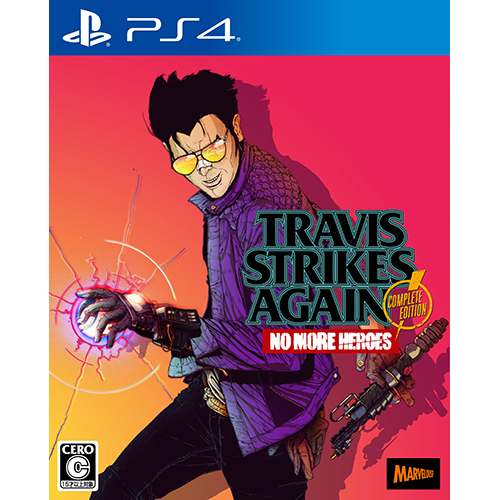 Travis Strikes Again: No More Heroes Complete Edition [PS4ソフト]