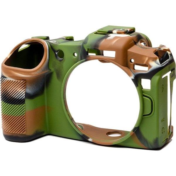 イージーカバー Canon EOS RP用 カモフラージュ [カメラ用シリコンカバー]
