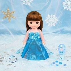 ずっとぎゅっと レミン&ソラン ソラン ヘアデコセット =アナと雪の女王 エルサ= [対象年齢:3歳~]