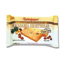 ショートブレッドクッキー マカダミア&チョコチップ 80g