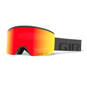 AXIS AF 7095009 GREY WORDMARK Vivid Ember34/Vivid Infrared62サイズ [スキー ゴーグル]