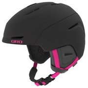 AVERA AF 7108430 Matte Black/Bright Pink Mサイズ [スキー ヘルメット レディース]
