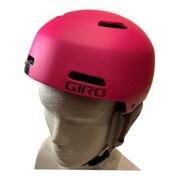 CRUE 7094057 Mat Bright Pink Sサイズ [ヘルメット ジュニア]