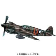 SH72338 米・カーチスP-40Eウォーホーク戦闘機・シャークマウス&鷲 [1/72スケール プラモデル]