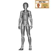 PPC-T64 1/12 素材くん Mサイズ 褐色