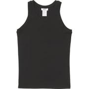 リブドライ タンクトップ TANKTOP MX18111 (K)ブラック Mサイズ [アウトドア カットソー メンズ]