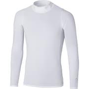 クーリングタートルネック 3F09110 (WH)ホワイト Mサイズ [コンディショニングウェア メンズ]