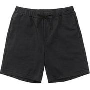 ミディアムドライジャージ ショートパンツ SHORT PANTS MX47301A (K)ブラック Mサイズ [アウトドア パンツ メンズ]