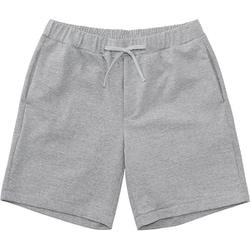 ミディアムドライジャージ ショートパンツ SHORT PANTS MX47301A (Z)ミックスグレー Lサイズ [アウトドア パンツ メンズ]