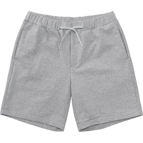 ミディアムドライジャージ ショートパンツ SHORT PANTS MX47301A (Z)ミックスグレー XLサイズ [アウトドア パンツ メンズ]