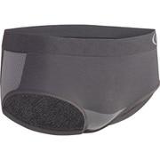 コンフォートワークアウトショーツ Comfort Work-out Shorts 3FW87122 (Z)ミックスグレー Sサイズ [スポーツ用アンダーショーツ レディース]