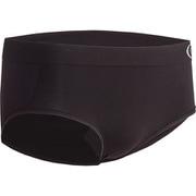 コンフォートワークアウトショーツ Comfort Work-out Shorts 3FW87122 (K)ブラック Sサイズ [スポーツ用アンダーショーツ レディース]