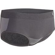 コンフォートワークアウトショーツ Comfort Work-out Shorts 3FW87122 (Z)ミックスグレー Lサイズ [アンダーウェア レディース]
