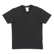 ファインドライ ショートスリーブVネック SHORT SLEEVE V-NECK MX16102 (K)ブラック Lサイズ [アウトドア カットソー メンズ]