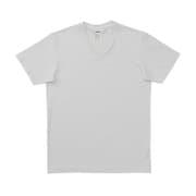 ファインドライ ショートスリーブVネック SHORT SLEEVE V-NECK MX16102 (W)ホワイト Mサイズ [アウトドア カットソー メンズ]