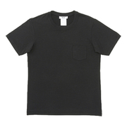 SHORT SLEEVE POCKET CREW MX16103 K_ブラック Lサイズ [アウトドア カットソー メンズ]