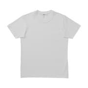 SHORT SLEEVE POCKET CREW MX16103 W_ホワイト Lサイズ [アウトドア カットソー メンズ]