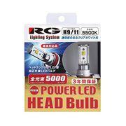 RGH-P724 [LEDヘッドバルブ プレミアム H9/H11ケンヨウ 5500K]