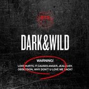BTS / 1ST ALBUM : DARK & WILD [輸入盤CD]