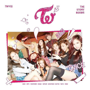 TWICE / 1ST MINI ALBUM:STORY BEGINS [K-POP 輸入盤CD]