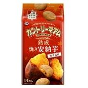 カントリーマアム(熟成焼き安納芋) 14枚