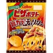ピザポテト旨カラッ!チョリソーPizza風味 60g