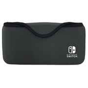 QUICK POUCH for Nintendo Switch Lite チャコールグレー