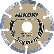 00324617 [HiKOKI ダイヤモンドホイールゴールド125mm]
