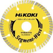 00324619 [HiKOKI ダイヤモンドホイールイエロー125mm]