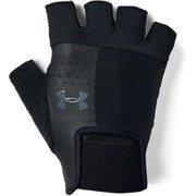 M Training Glove 1328620 BLK/BLK/PCG(001) MDサイズ [トレーニング グローブ メンズ]