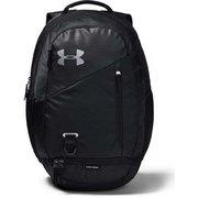 UAハッスル4.0 バックパック 29.4L UA Hustle 4.0 Backpack 1342651 BLK/BLK/SIL(001) [アウトドア系 ボストンバッグ]