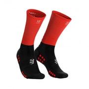 Mid Compression Socks MDS-R-99RD-T3 BLACK/RED サイズT3 [ランニング小物]