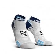 Pro Racing Socks v3.0 Run Low T1 WHITE/BLUE [ランニング小物]