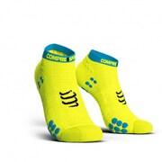 Pro Racing Socks v3.0 Run Low RSLV3-FL1100-T2 FLUO YELLOW サイズT2 [ランニング小物]