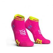 Pro Racing Socks v3.0 Run Low RSLV3-FL3430-T1 FLUO PINK サイズT1 [ランニング小物]