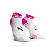 Pro Racing Socks v3.0 Run Low T1 WHITE/PINK [ランニング小物]