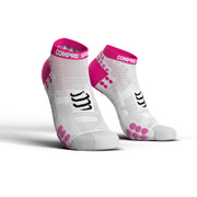 Pro Racing Socks v3.0 Run Low RSLV3-00PI-T3 WHITE/PINK サイズT3 [ランニング小物]