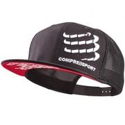 TRUCKER CAP CAP-005 BLACK [ランニング小物]