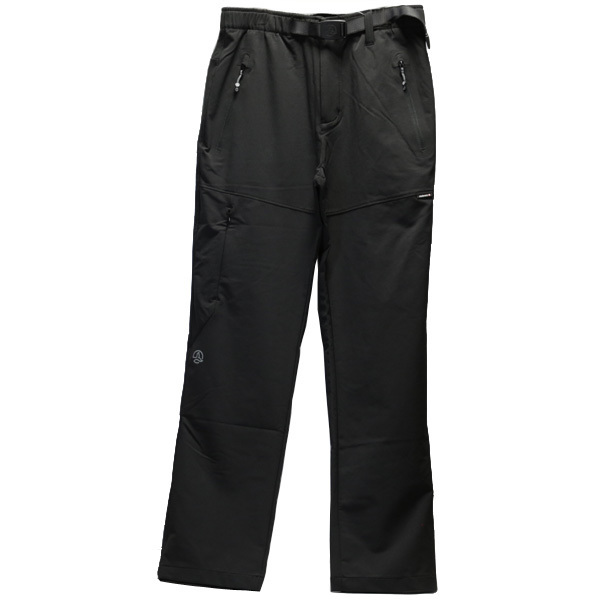 PANTALON NASU PANT M AF 1273557 BLACK Sサイズ [アウトドア パンツ メンズ]