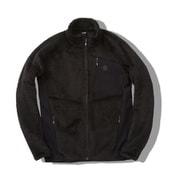 CHAQUETA CLOUDY PEAK M AF 1643331 BLACK XLサイズ [アウトドア フリース メンズ]