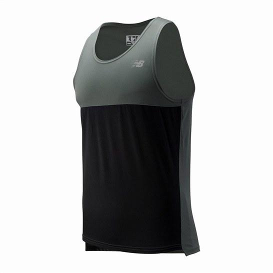アクセレレイトシングレット AMT93183 SLG Lサイズ [ランニングシャツ]