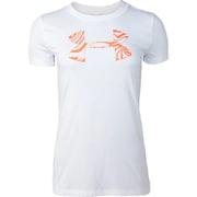 Tech SSC Graphic 1344546 WHT/PCP LGサイズ [トレーニングシャツ レディース]