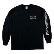 BFTM Long Sleeve Tee 19761340001003 Black Sサイズ [アウトドア カットソー メンズ]