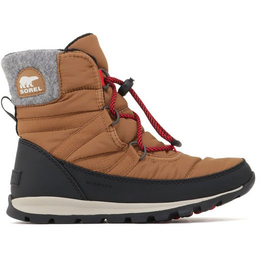 ユースウィットニーショートレース NY3493 286 Elk 3(21cm) [防寒ブーツ キッズ]