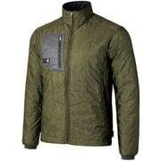 ポリゴン2ULジャケット(スタッフバッグ付) FIM0301 OD Sサイズ [アウトドア ジャケット メンズ]