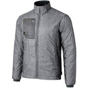 ポリゴン2ULジャケット(スタッフバッグ付) FIM0301 TI Sサイズ [アウトドア ジャケット メンズ]