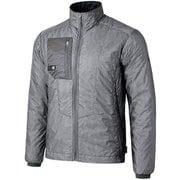 ポリゴン2ULジャケット(スタッフバッグ付) FIM0301 TI Mサイズ [アウトドア ジャケット メンズ]